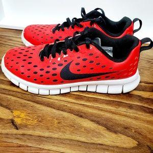 Nike youth free express running shoe
